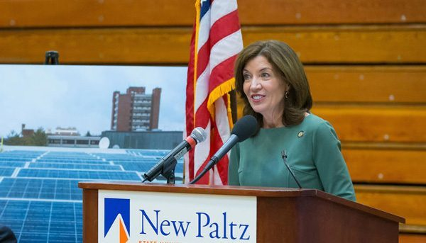New Paltz Press Conference