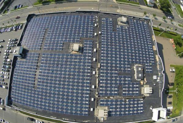 The Advantages of Solar Panels for Commercial Buildings
