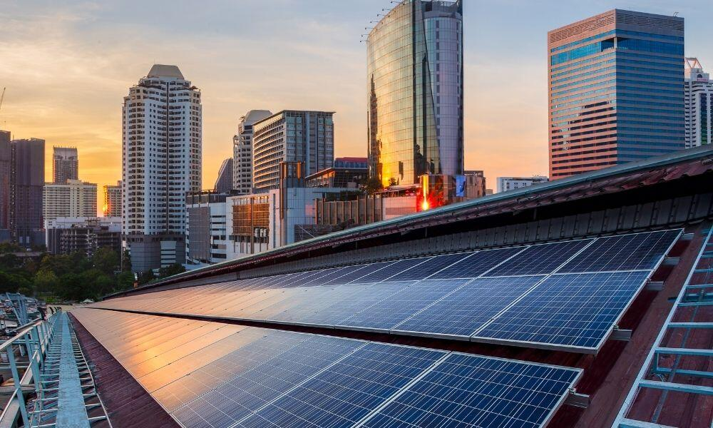 The Commercial Solar Panel Installation Process
