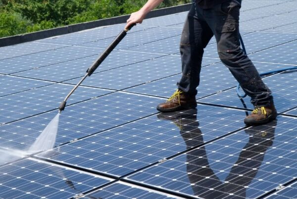 How To Properly Maintain Your Solar Panels
